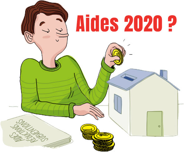 Aides financières 2020 ?