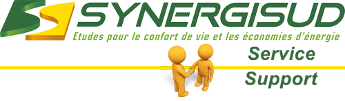 Support - SYNERGISUD